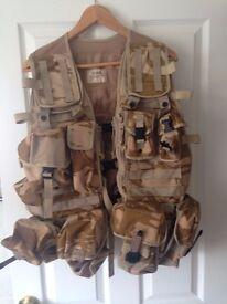 Osprey Molle - Load Carrying Vest - Desert