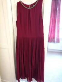 Oasis DRESS size 10 (weddings occasions)
