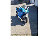 2003 Aprilia rs125