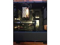 Gaming PC - 6600k & 8GB EVGA GTX 1070 FTW Gaming