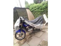 Im looking for a sanya motorbike spair or repairs need it for parts can any one help