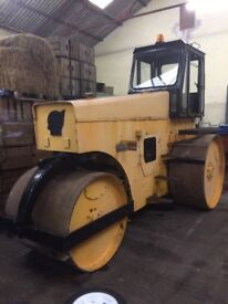 10 TON ROAD ROLLER FOR SALE
