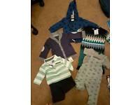Baby bundle clothing