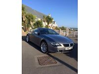 BMW 6 SERIES COUPE SPORT, AUTO.. 10 MONTHS MOT + RECENT SERVICE