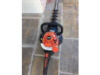 Nearly new Echo HCR-165ES petrol hedge trimmer