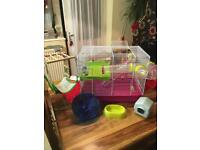 Starter Hamster Cage