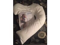 Dreamgenii support pillow