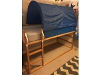 Ikea Kura cabin/bunk reversible bed