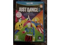 Just dance 2015 wii game