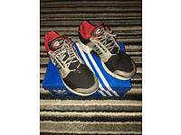 Adidas clima cool trainers