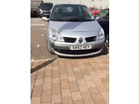 57 Plate Renault Scenic Excellent condition throughout. Newly serviced and Mot'd no advisories.