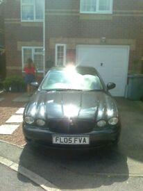 Jaguar X-Type Spairs Or Repair