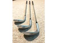 Set 50/54/58 SS Ping GLIDE Wedges