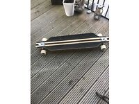 Long Board Funtomia Mapple Wood 107 cm