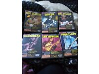Lick Library Learn to play guitar DVD x6