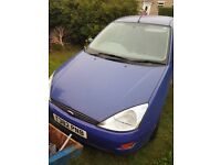 Ford focus £100 if gone today
