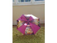 Child's umbrella