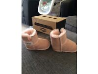 Baby girl Ugg boots