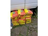 20 bags of postcrete