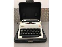 Original Olympus Manual Typewriter