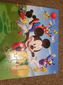 2 immaculate condition jigsaws