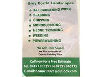Grey Corrie landscape & gardening