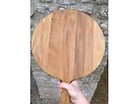 Beautiful John Lewis oak wooden serving boards