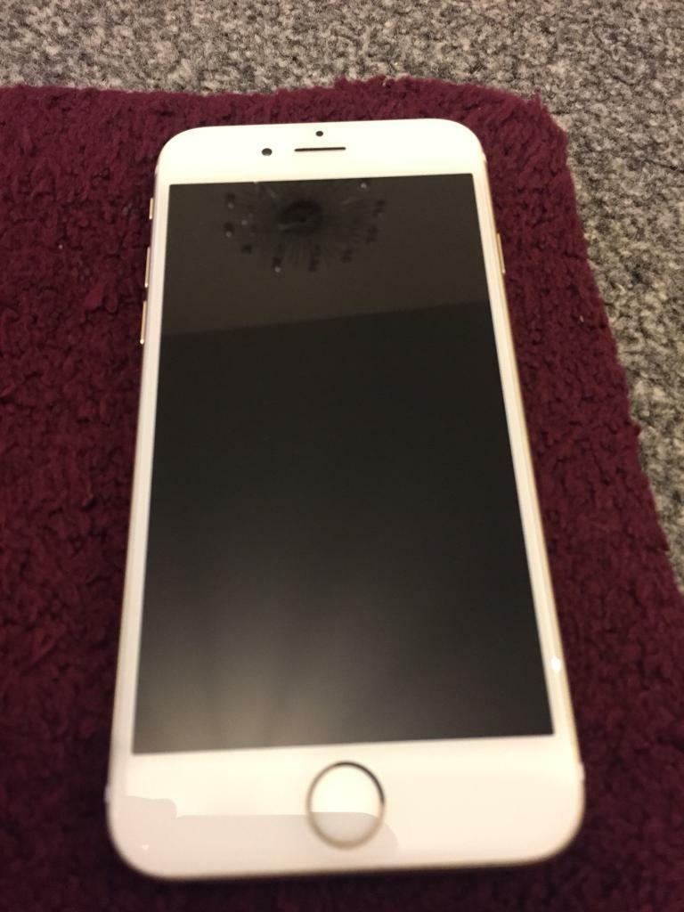 iPhone 6 64gb UNLOCKED in GOLD and Mint condition