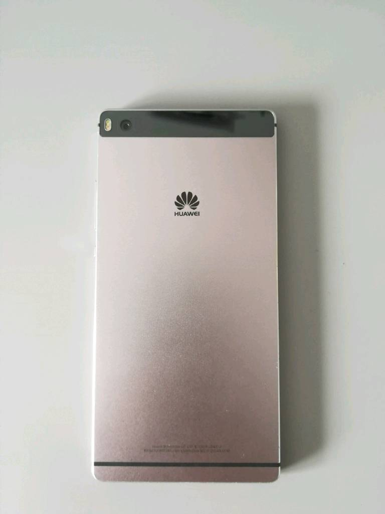 Huawei P8 16 GB sim free mobile phone