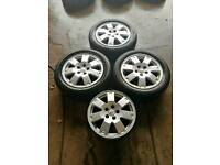 "Ford Mondeo 16"" Alloy Wheels"
