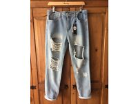 NEW Boohoo Womens jeans, size 10