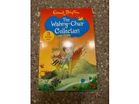 'The Wishing Chair Collection' by Enid Blyton (for age 7+)Duplicate gift) Never been read.