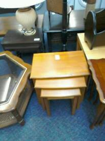 Nest of tables #34218 £25