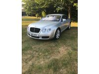 Bentley continental GT 2004 immaculate