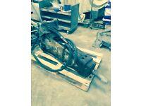 Delivery £70 hp 600 jcb breaker