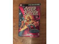 Silver Surfer book