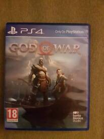 God of war. GOW ps4 playstation 4