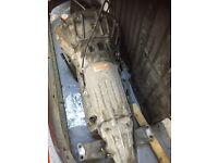 Toyota supra mk4 1997 auto gearbox
