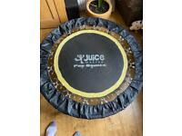 Rebounder/trampette/mini trampoline