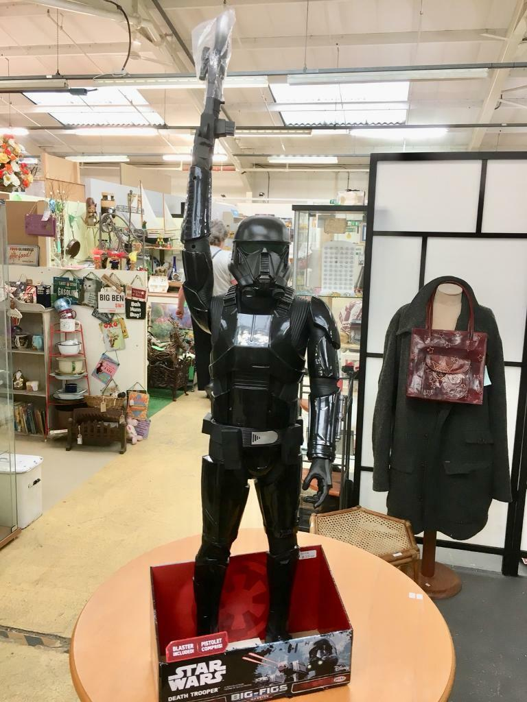 Star Wars Death Trooper. BUZZ pitch