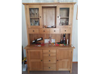 Oak Furniture Dinning Room Dresser