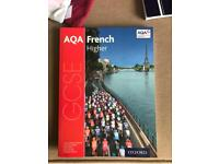 Aqa gcse french higher text book