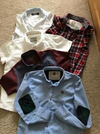 Next Boy's Shirts Age 7