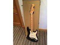 Fender Eric Clapton USA Stratocaster-1989 Blackie strat