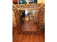 Stunning large mirror