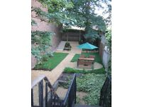 Double room in duplex flat share with garden. £543 per month All bills included