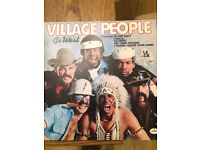 Village People LP record 'Go West' - from 1979 - all the hits!