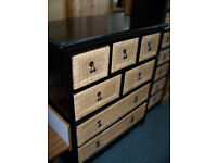Chest of Drawers With Baskets