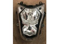 2012-2016 Kawasaki er6n head light