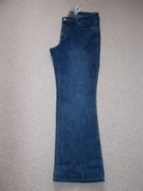 Brand new tagged Gap jeans size 16